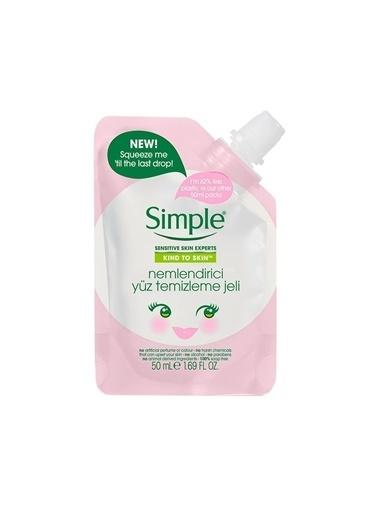 Simple Kind To Skin Mini Nemlendirici Yüz,RNKSZ Renksiz